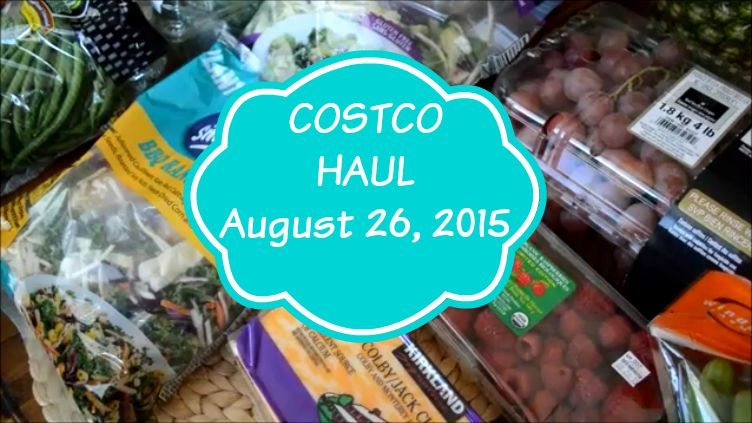 Costco Haul |Cozycakes Cottage